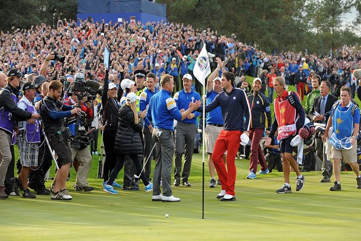 Footjoy has extended its partnership with Ryder Cup Europe for another three years following the success of the 2014 Ryder Cup. The new deal will continue for the events at Hazeltine National Golf Club in Minnesota in 2016 and the Le Golf National near Paris in 2018, with the Ryder Cup logos featuring on the new Footjoy gloves, socks, shoes and apparel.