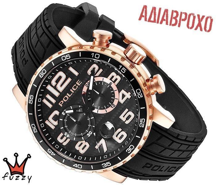 POLICE ανδρικό ρολόι (14443JSR-02P)
