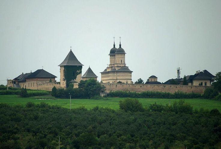 manastirea Cetatuia citadel monastery fortress Iasi Romania Moldova Moldavia romanians 4