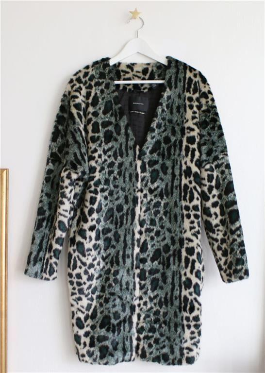 Leopardjacka från Maison and Scotch på Tradera.com - Damjackor och