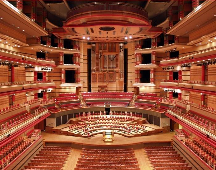 Symphony Hall - Birmingham