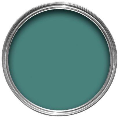 front door color Dulux Feature Wall Matt Emulsion Proud Peacock, 5010212531914 ; 5010212531938