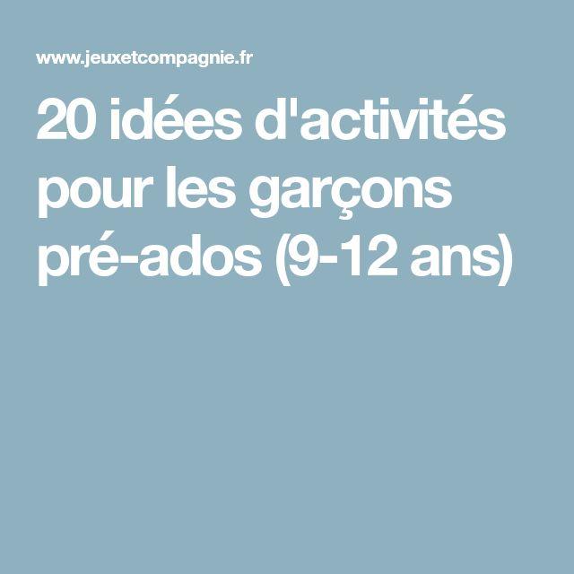 Extrem Plus de 25 idées uniques dans la catégorie Pré ado sur Pinterest  KT66