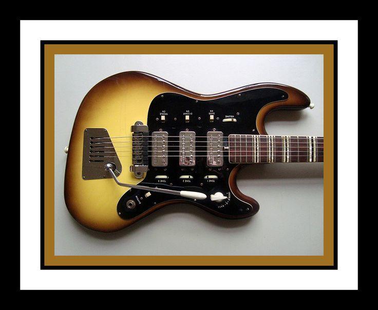 Höfner 176 Galaxie Electric Guitar