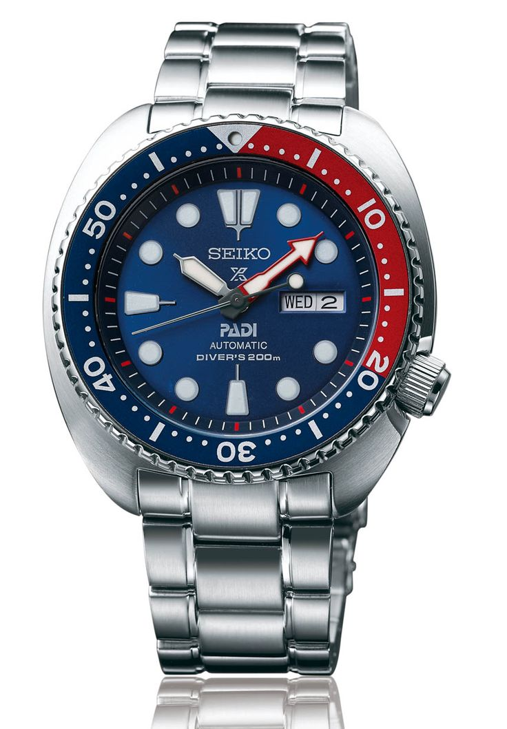 """Seiko Prospex Special Edition PADI Watches: Popular Diving Watches Just Got More Official - on aBlogtoWatch """"Probably the world's most popular analog diving watches just got more official as Japanese Seiko announced that they have become an official partner of PADI. The vast majority of people who have diving certifications at various levels are more than familiar with the Professional Association of Diving Instructors (PADI) because that is how most people get their diving certification..."""""""