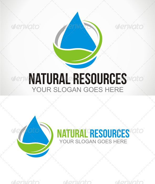 Natural Logo  #GraphicRiver         Resizable Vector EPS AI CDR Color customizable Main Font used : bebas neue you can found here :  .dafont /bebas-neue.font     Created: 1October13 GraphicsFilesIncluded: VectorEPS #AIIllustrator #CorelDRAWCDR Layered: No MinimumAdobeCSVersion: CS Resolution: Resizable Tags: blue #circle #green #leaf #logo #natural #nature #resources #services