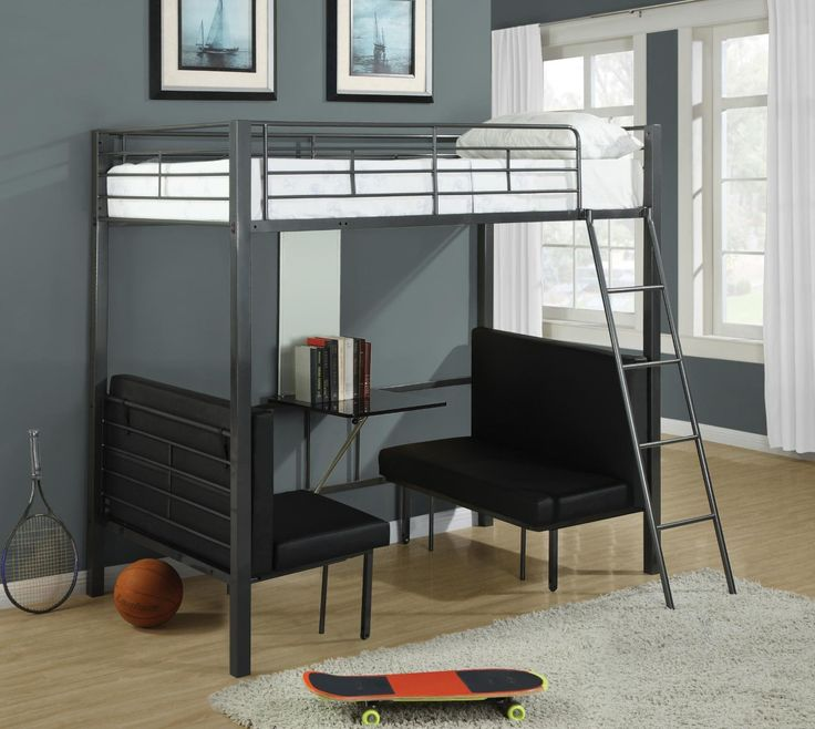 Couch Bunk Bed Convertible