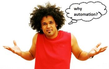 Automation increases  speed of test execution