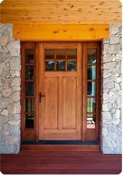 Best 25 brown front doors ideas that you will like on for Harvey therma tru doors