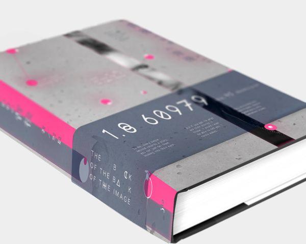 Book design - The back by Chén Fan, via Behance