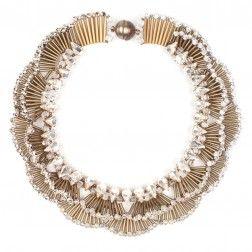 Carena necklace Tataborello now on shop.tataborello.com