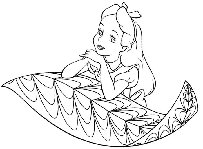 10 mejores imágenes de Alice In Wonderland en Pinterest | Páginas ...