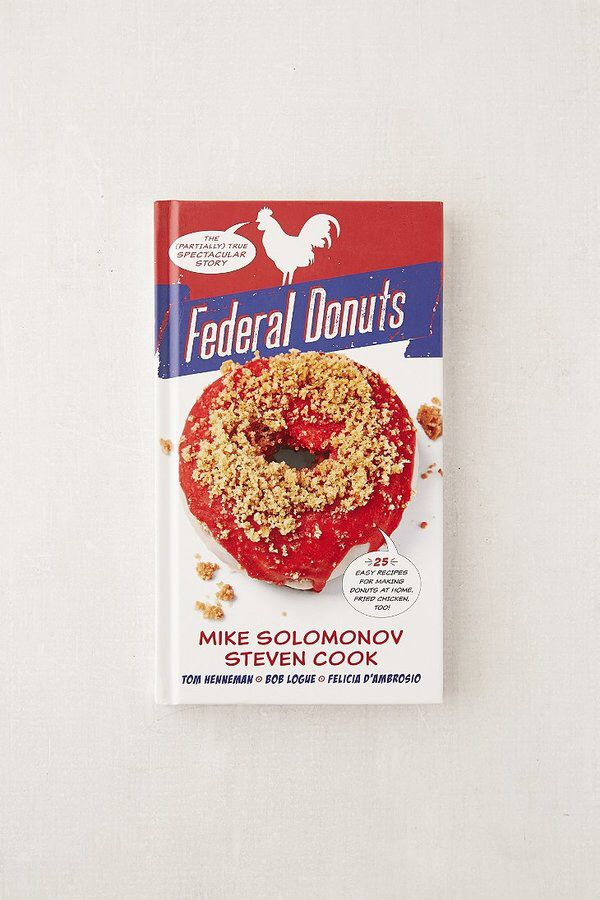 Urban Outfitters Federal Donuts By Michael Solomonov & Steven Cook