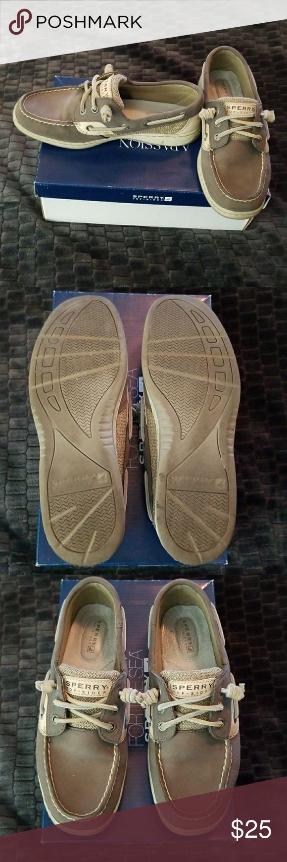 Sperry Top-Sider Shoes Sperry Top-Sider Shoes Size 7 Preowned Still in great condition. Any questions please ask. Sperry Top-Sider Shoes