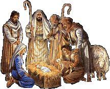 KERSTSTALLEN, kerstanimaties en kerstplaatjes bij Kerst bij Annemiek