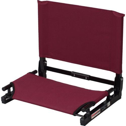 StadiumChair GameChanger™ Stadium Chair Red Dark - Football Equipment, Football Equipment at Academy Sports
