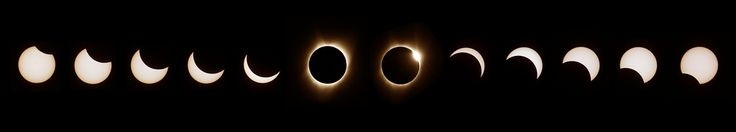 Succession of Solar Eclipse from Corvallis Oregon Today - A Photo Composite [OC][9080x1632] http://ift.tt/2v8Ba5u