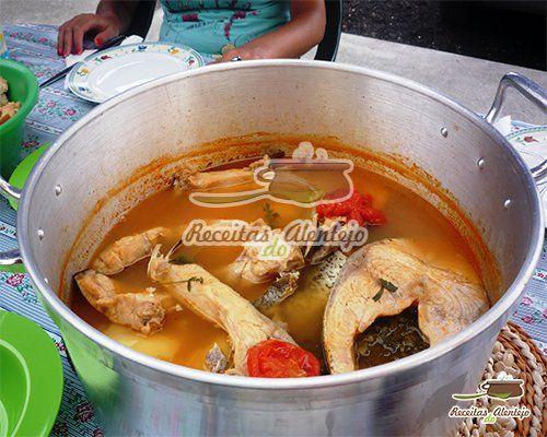 Receitas do Alentejo | Sopa de Peixe | Gavião