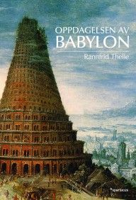 Rannfrid Thelle Oppdagelsen av Babylon #spartacus