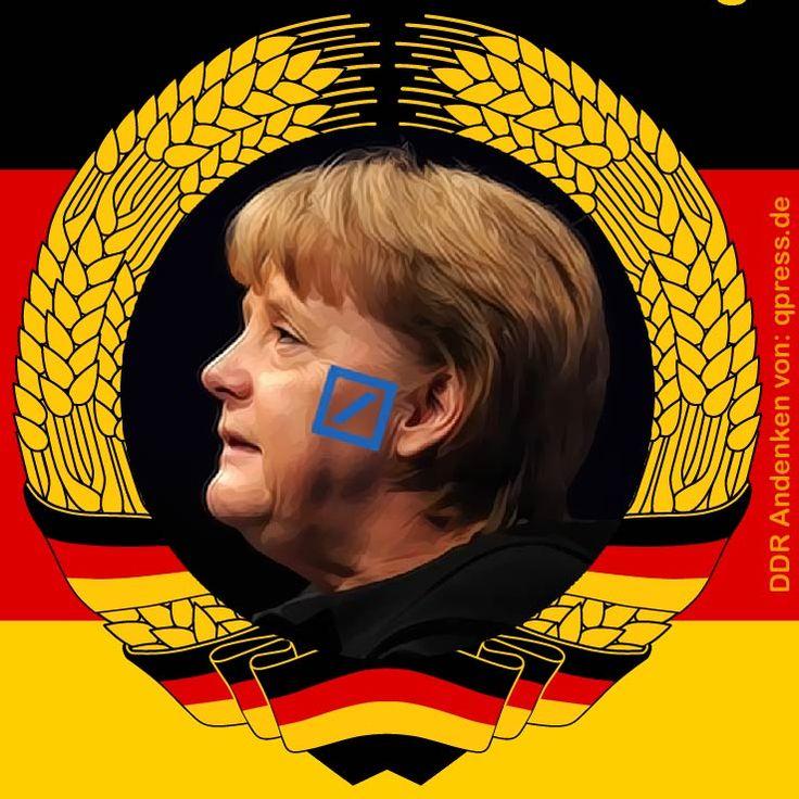 """❌❌❌ Gerne sind alle Fachleute mit der verbindlichen Analyse schnell zur Hand. Wenn im Osten irgendwas auf """"IDA"""" endet, sind auch die Faschisten mit dem """"Anti"""" davor sofort zur Stelle, um die aus dem anderen Lager niederzubrüllen oder zu -knüppeln. Die heutige Standardformel lautet grob aufgerundet: Ossi = Nazi! Dass diese Rechnung nicht ganz richtig sein kann, wollen wir anhand der Geschichte belegen, auch wenn es niemand wahrhaben dürfen möchte. ❌❌❌ #Ossi #DDR #Deutschland…"""