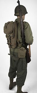 Reproduction WWII US Army Infantryman Uniform & Gear Package | ATF