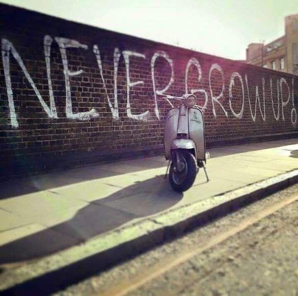 NeverGrowUpLambretta