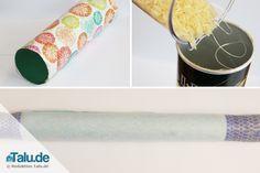 Regenmacher basteln – 3 einfache DIY-Anleitungen für Kinder