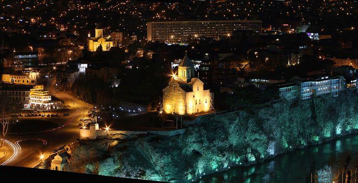 Грузия-2013. Часть 3. Тбилиси - солнечный и теплый! - Мир своими глазами