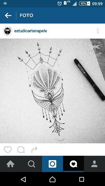 Shell tanto