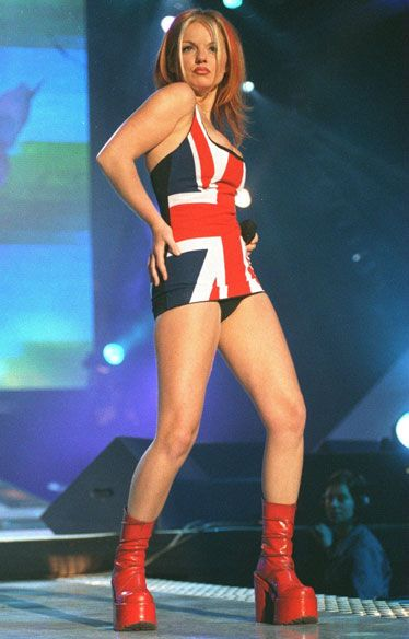The Best Redhead Celebrities Ever - Esquire:  1996: Ginger Spice  Because, okay, one of those songs got stuck in our head for a moment. And because anyone who releases an album called Schizophonic can't take themselves too seriously.