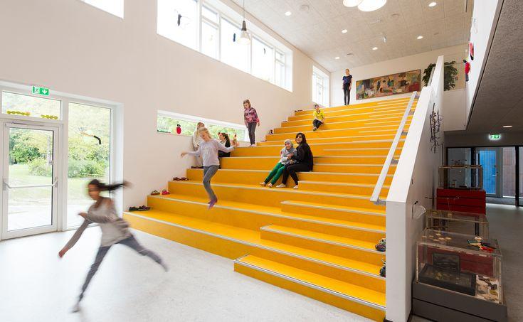 Kongehøjskolen - Foto: Niels Nygaard