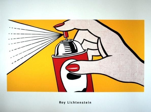 1000 images about people i love on pinterest - Pop art roy lichtenstein obras ...