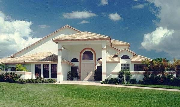 1965 Present Neo Mediterranean House Styles Contemporary Homes