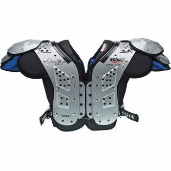 Schutt XV Flex Adult Football Shoulder Pads - Skill Positions - $114.95