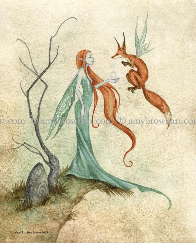 PRINT SHOP - Dark Woods Series - Amy Brown Fairy Art - The Official Gallery