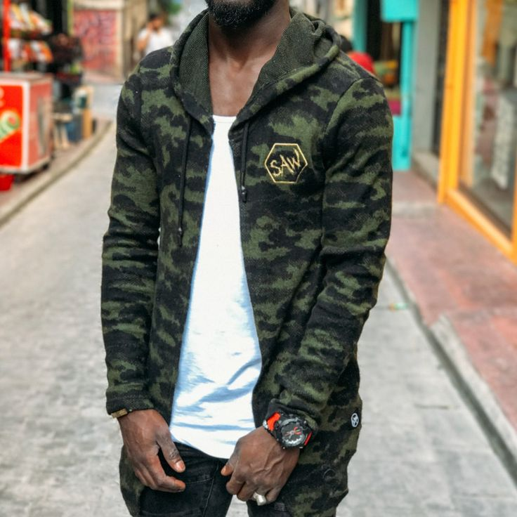 The product Camouflage Cardigan Jacket 53614590 Streetwear Cardigan is sold by SNEAKERJEANS STREETWEAR SHOP & SNEAKERS SHOP in our Tictail store. Tictail lets you create a beautiful online store for free - tictail.com