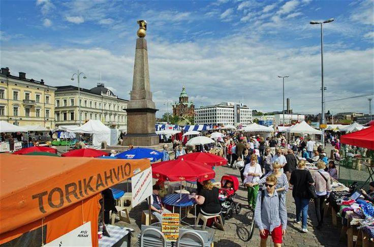 9. Tag: Turku - Helsinki (179 km), Abfahrt ab Helsinki um 17.30 Uhr (sonntags um 15.00 Uhr)