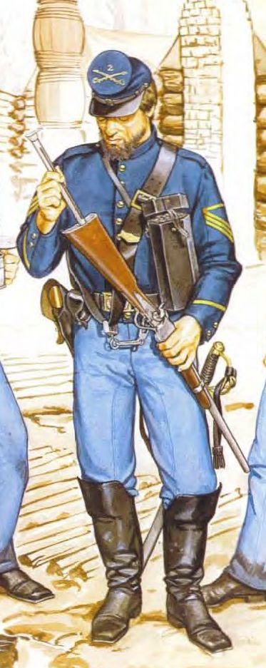 Napoleonic Guns & Equipment | The History of the Military Carbines