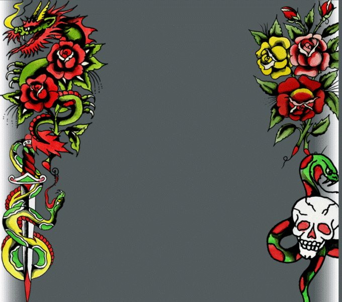 71 best ed hardy images on pinterest tattoo art - Ed hardy designs wallpaper ...