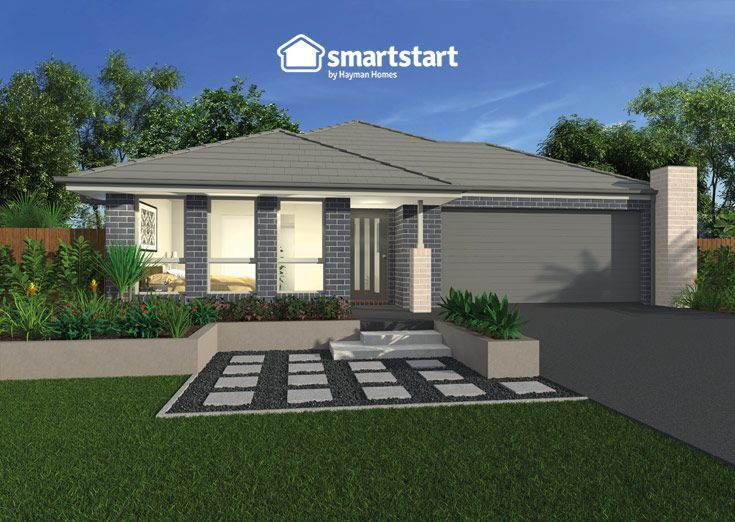Multi Gen Living One with Classic Facade - Go back to basics with this captivating classic facade.  #firsthomebuyer #smartstart #smartstarthomes #streetappeal #streetappealideas #streetstyle