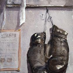 Art Lover Place - L'ultime Combat (Peinture) par Dominique Serusier
