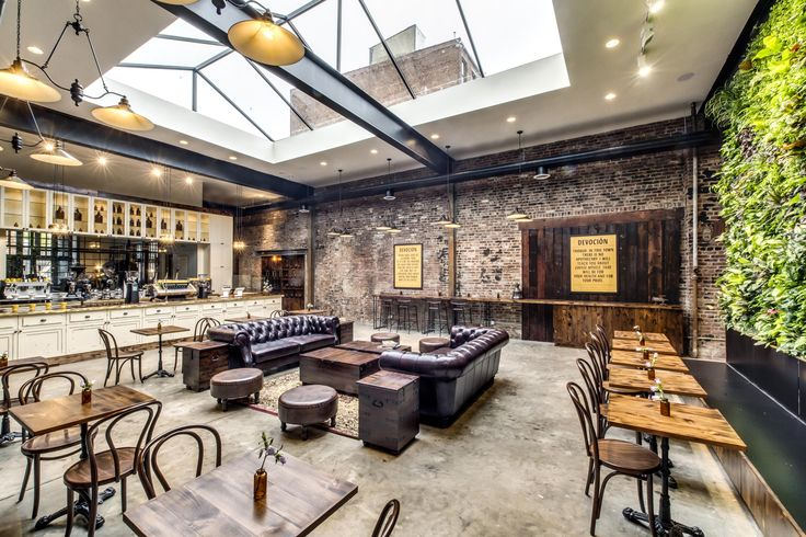 High Design Coffee Bars in New York City Photos | Architectural Digest