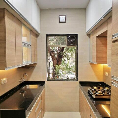 A tiny kitchen can work for you in more ways than a larger kitchen might. If you still have doubts, these small kitchen design ideas will change your mind.