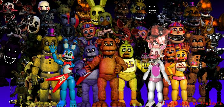FNAF Wallpaper, 50 FNAF Images for Free (2MTX FNAF