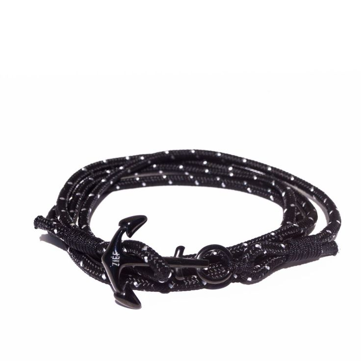 Hurricane Black bracelet