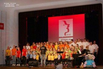 DK AKORD | Program Kurzy | Kalendář akcí | Koncerty | Závěrečný koncert Dětského sborového studia Ostrava-Jih