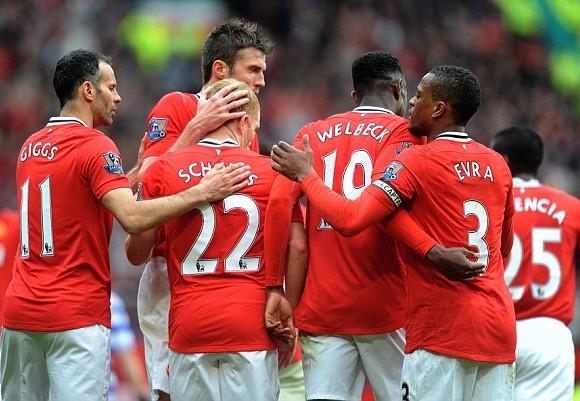 Man United 2-0 QPR