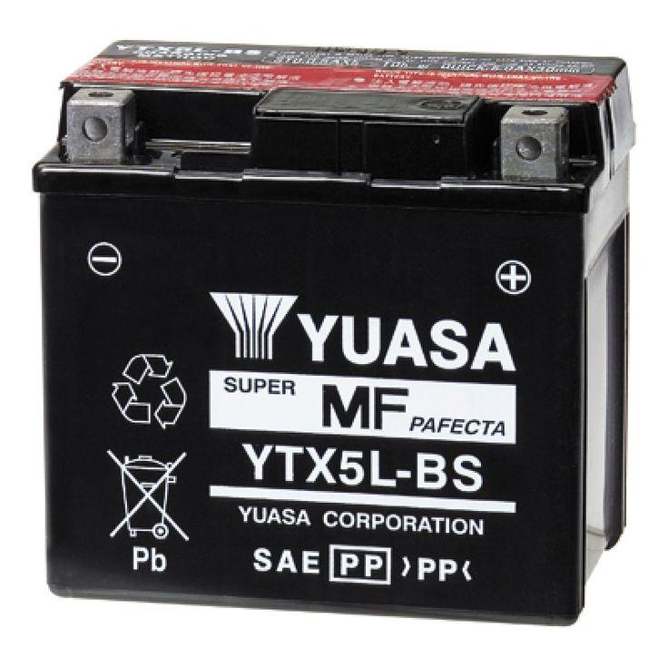 Μπαταρία ΜΟΤΟ YUASA YTX5L-BS
