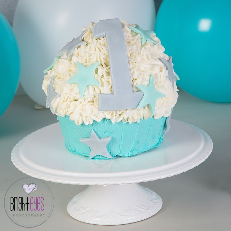 Giant cupcake by Totally Scrumptious