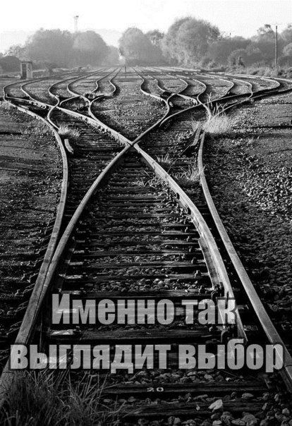 Именно так выглядит выбор. This is exactly what choice look like.  выбор [v`ybar] - choice выбирать [vybiràt'] - to choose www.ruspeach.com/news/5885/